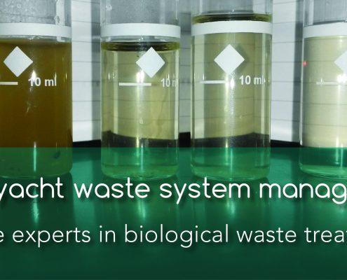 marine wastewater management